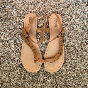 Braided Strap Sandal